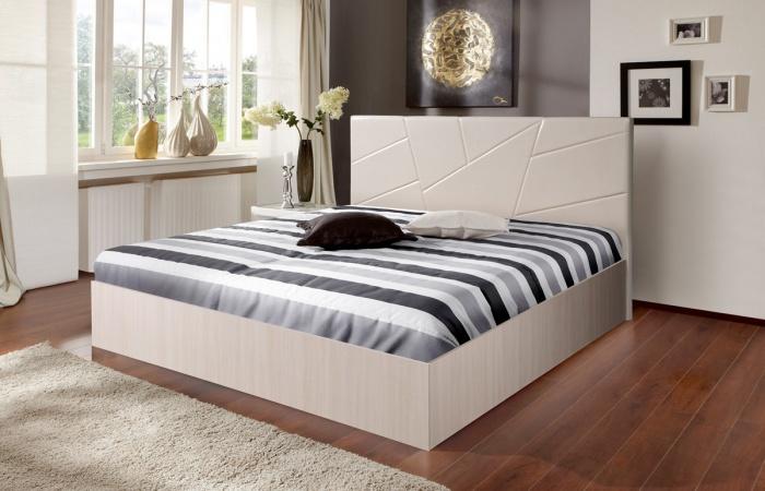 Кровати «Аврора 7» с подъёмным механизмом