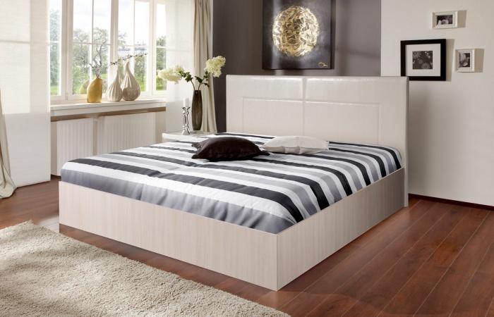 Кровати «Аврора 4» с подъёмным механизмом